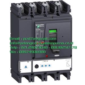 MCCB NSX630F 36kA 630A 4 Pole MCCB / Mold Case Circuit Breaker