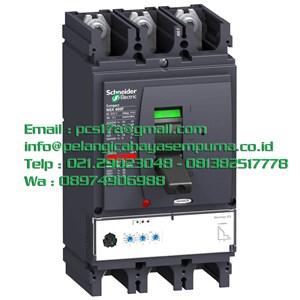 MCCB Compact NSX630F 630A 3 Pole