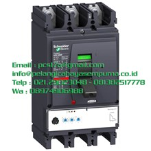 NSX LV432693 NSX630N 630A MCCB / Mold Case Circuit Breaker