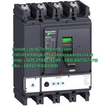 MCCB NSX LV432894 NSX630N 630A MCCB / Mold Case Circuit Breaker