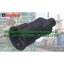 Stop Kontak karet IP44 Rubber Socket