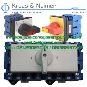 Main Switch Disconnector 32 Ampere 4 Phase KG32B T903 4 Phase