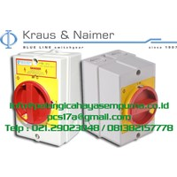 Main Switch ON-OFF 125 Ampere 4 Pole KG105-T104/SGZ003