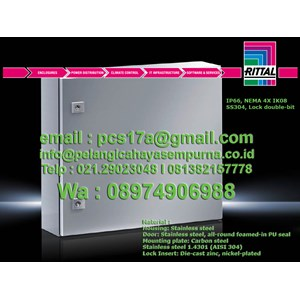 Rittal Box Panel Stainless steel 304 IP66 NEMA 4X