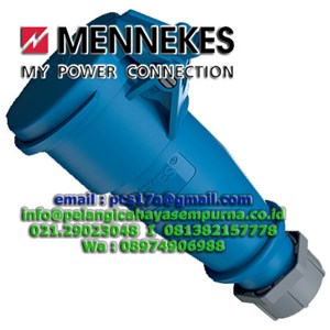 Mennekes Mobile Socket Connector AM-TOP IP44 Weatherproof Switch Socket