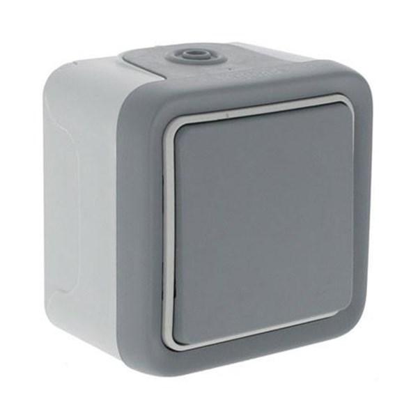 Plexo IP55 69711 Switch 2-way 10A 250V