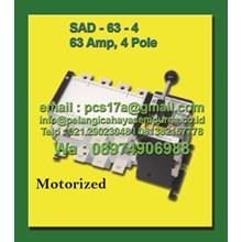 Salzer SAD-63-4 Automatic Transfer Switch 63 AMP 4 Pole