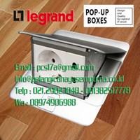Stop Kontak Lantai 3 Module 54010 Pop Up Box