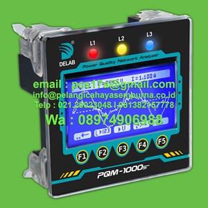 Power Meter Delab PQM-1000s