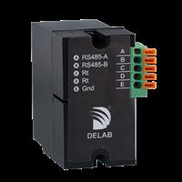 Delab A-01s For PQM-1000s DP23 DP-33 DP-21 DP-31 External Plug in Module RS-485 Modbus RTU