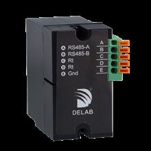 Delab A-01s External Plug in Module RS-485 Modbus