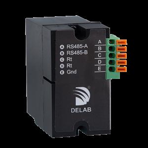 Dari Delab A-01s External Plug in Module RS-485 Modbus RTU For PQM-1000s DP23 DP-33 DP-21 DP-31 0