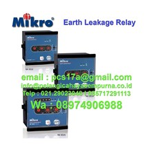 MIKRO Earth Leakage Relay NX 302A 301A