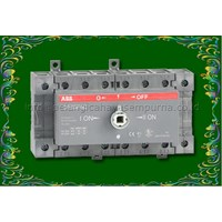 Jual ABB Change Over Switch Automatic Transfer Switch OT 2