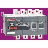 ABB Change Over Switch Automatic Transfer Switch OT 1