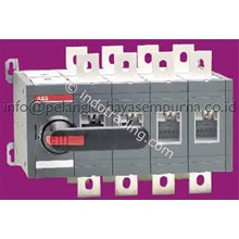 ABB Change Over Switch Automatic Transfer Switch OT