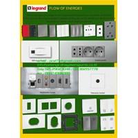 Arteor Stop Kontak Saklar HDMI VGA AUDIO Telephone USB RCA Audio Video