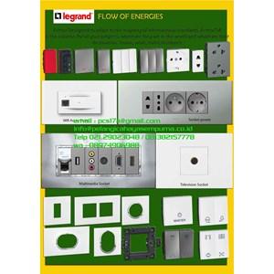 Arteor Sockets & Switches HDMI VGA AUDIO Telephone Audio Multimedia Panels