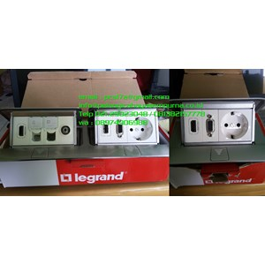 Floor Outlet Sockets Table Furniture Legrand