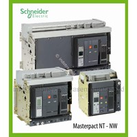 Masterpact Air Circuit Breaker Acb Nt-Nw Peralatan & Perleng..