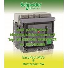 Masterpact Air Circuit Breaker ACB NT-NW Peralatan & Perlengkapan Listrik
