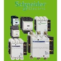 Jual Contactor LC1D LC1F LRD LR2 Overload Thermal Relay dan Kontaktor Listrik