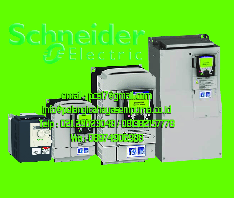 Jual Altivar Atv312 Atv21 Atv61 Atv71 Schneider Electric