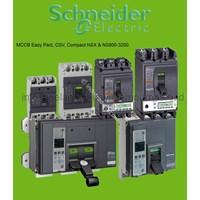 Jual MCCB Compact NSX 100A 160A 250A 400A 630A NSX100F NSX160F NSX250F NSX400 NSX630N MCB