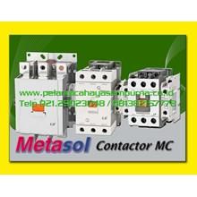 Contactor Metasol LS META MEC LG Thermal Overload Relay dan Kontaktor Listrik