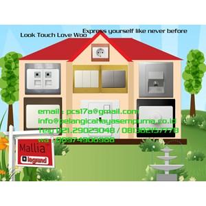 Legrand Mallia Stop Kontak Saklar Sockets Shaver Key Tag Key Card Switchbell Hotel Switch Do Not Disturbe