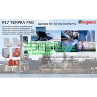 Industrial Plug Socket Tempra P17 Combined Unit Legrand