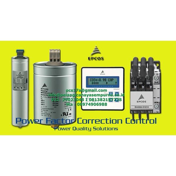 Epcos MKP415 Capacitor Bank EPCOS MKP415 415V Power Factor Capacitor 415V