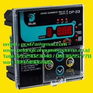 From Over Current Relay DP-23 0