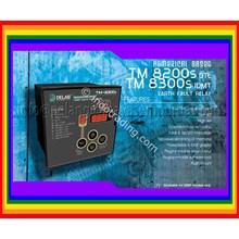 Delab DP21 Earth Fault Relay TM8200s TM8300s Protection Relay dan Kontaktor Listrik