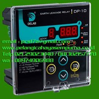 Delab Earth Leakage Relay DP10 TM-18 TM8000s Earth Leakage Relay Protection Relay