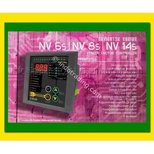 Delab Power Factor Regulator NV5 NV8 NV14 Alat ukur kapasitor