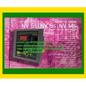 Delab NV6s NV8s NV14s Power Factor Controller Regulator