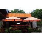 Payung Taman  Sablon 2