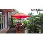 Payung Taman Jati Merah  1