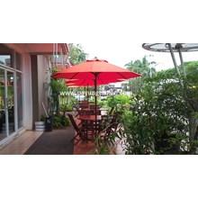 Payung Taman Jati Merah