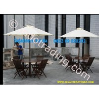 Payung Taman Sunbrella 1