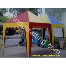 2X2 Tent Cafe