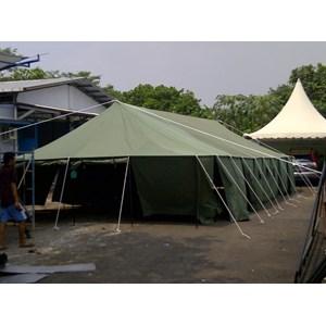 Tenda Pleton Pengungsi