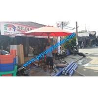 Jual Payung Cafe Sunbrella 2