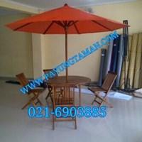 Beli Payung Cafe Sunbrella 4