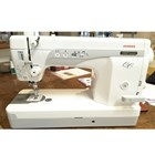 Mesin Jahit High Speed portable Janome 1600p-QC Long Arm quilting 2