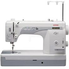 Mesin Jahit High Speed portable Janome 1600p-QC Long Arm quilting