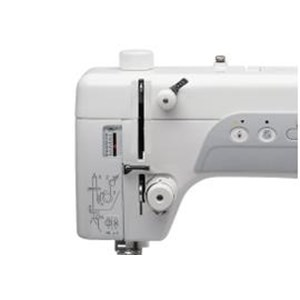 Dari Mesin Jahit High Speed portable Janome 1600p-QC Long Arm quilting 9