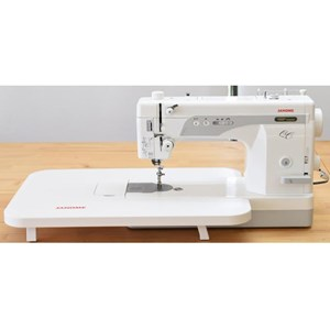 Dari Mesin Jahit High Speed portable Janome 1600p-QC Long Arm quilting 7