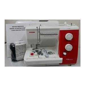 Dari Janome MyStyle 500 Mesin Jahit Portable - Merah Putih 1